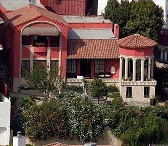 Eva Longoria'nın evi.  Ünlülerin rüya evleri - 1  Ünlülerin rüya evleri - 2